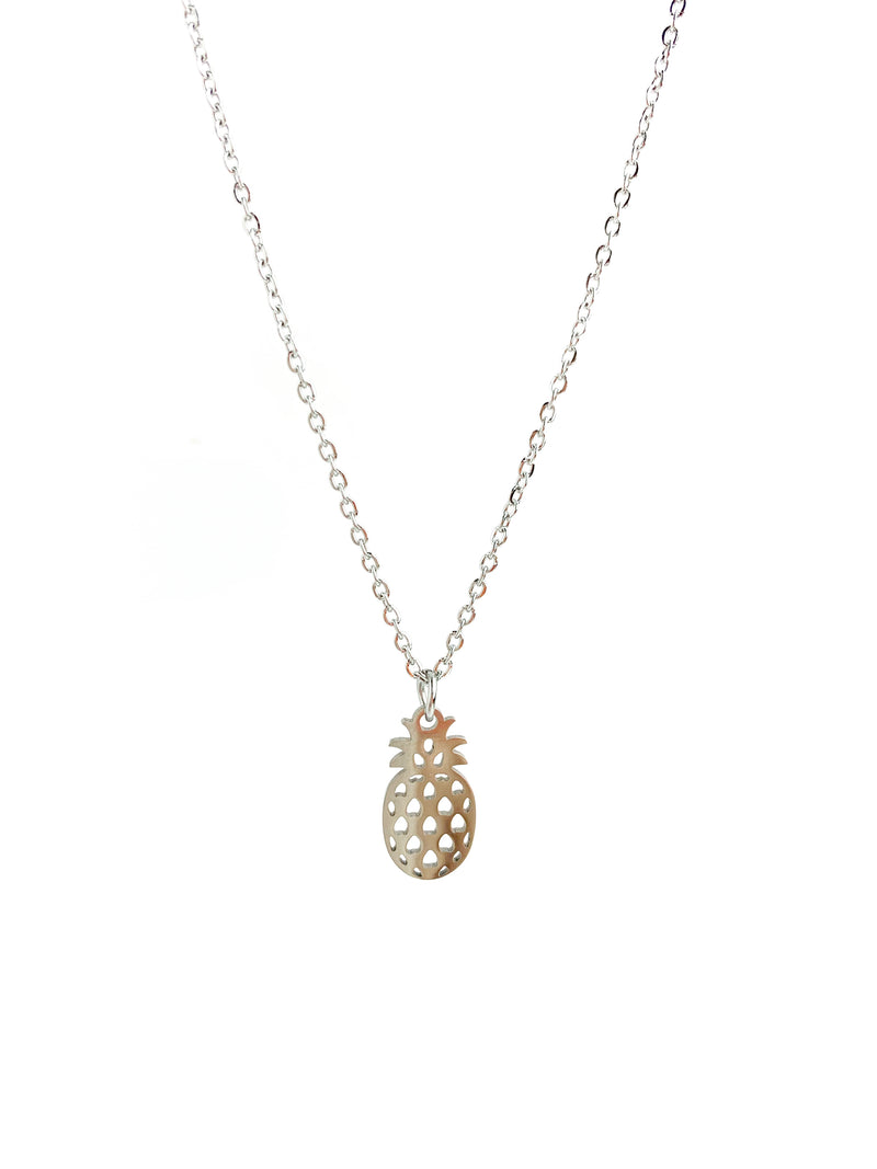 Cute Pineapple Necklace - LoobanysJewelry