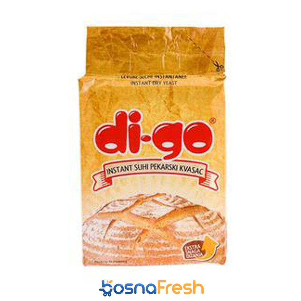 Di-Go-Instant Dry Yeast 500gr
