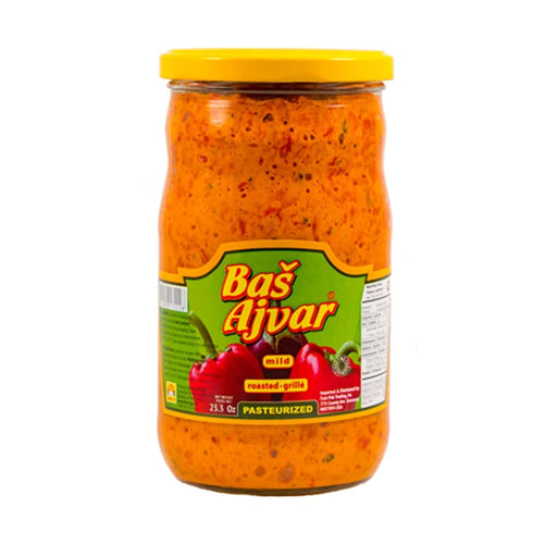 Bash-Home Made Ajvar Mild  300gr