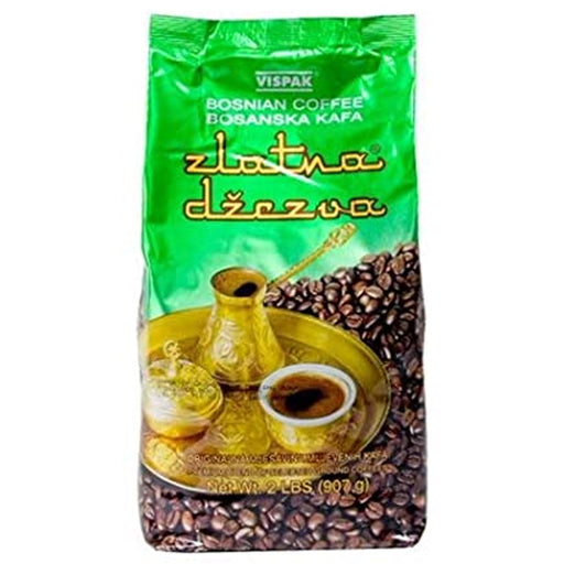 Vispak- Bosnian ground coffee 500gr