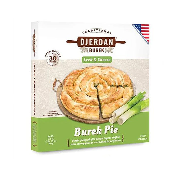 Djerdan- Burek with Leek and Cheese 960gr