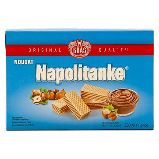 Kras- Wafers with nougat 330gr