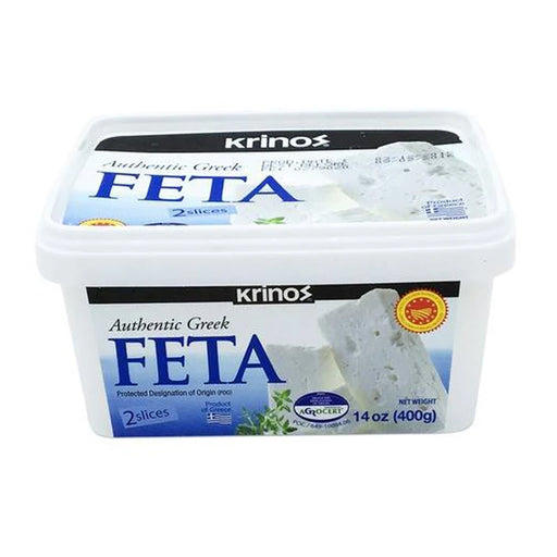 Krinos- Greek Feta Cheese 400gr