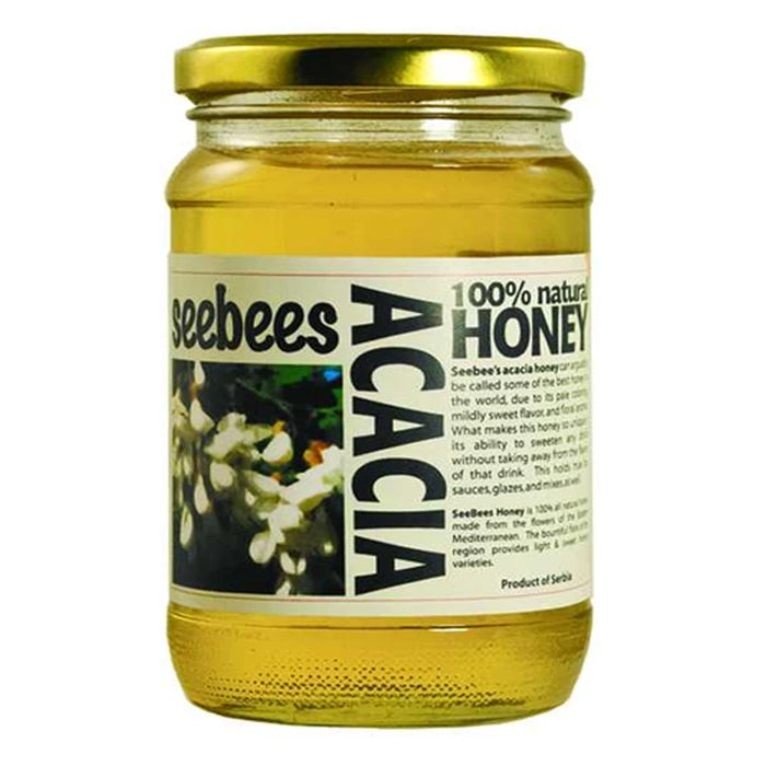 Seebees- Acacia Honey 450gr
