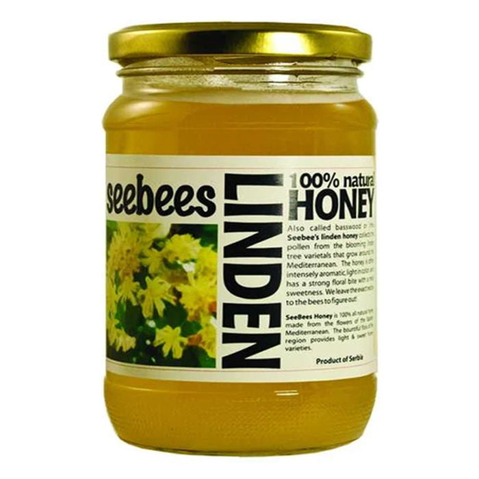 Seebees- Linden Honey 450gr