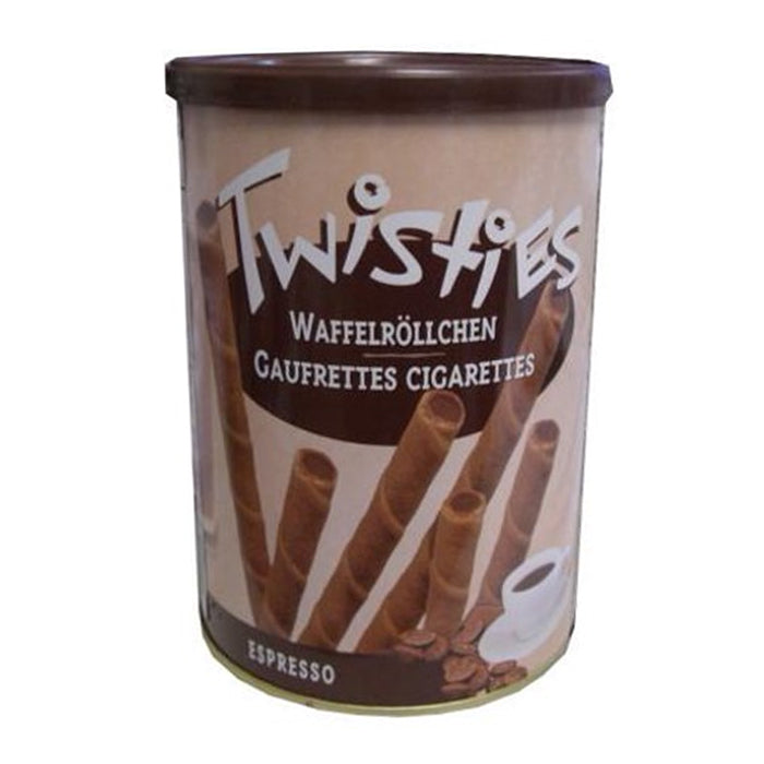 Twisties- Wafer rolls 400gr