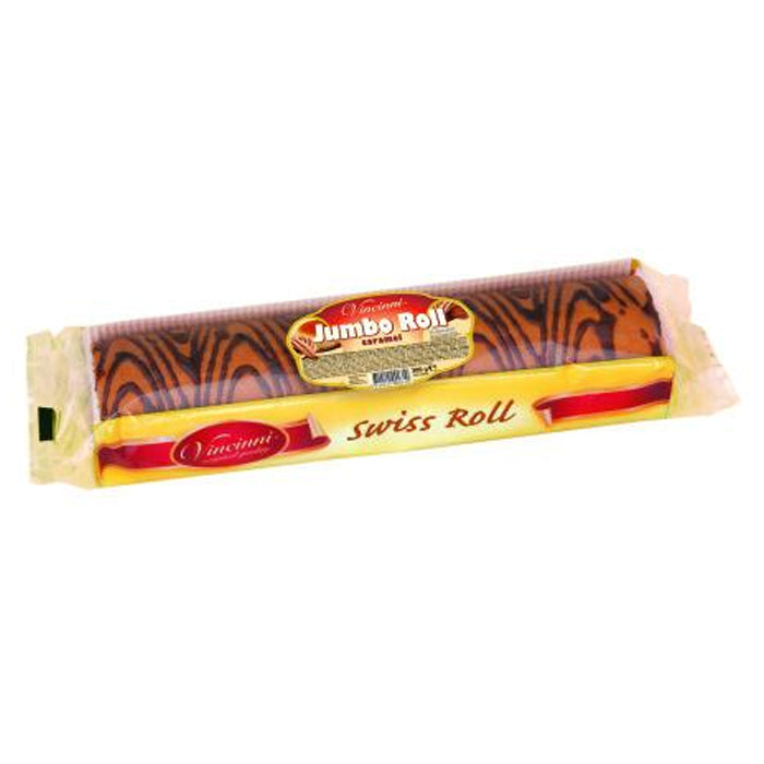 Vincinni- Chocolate rolled cake 300gr