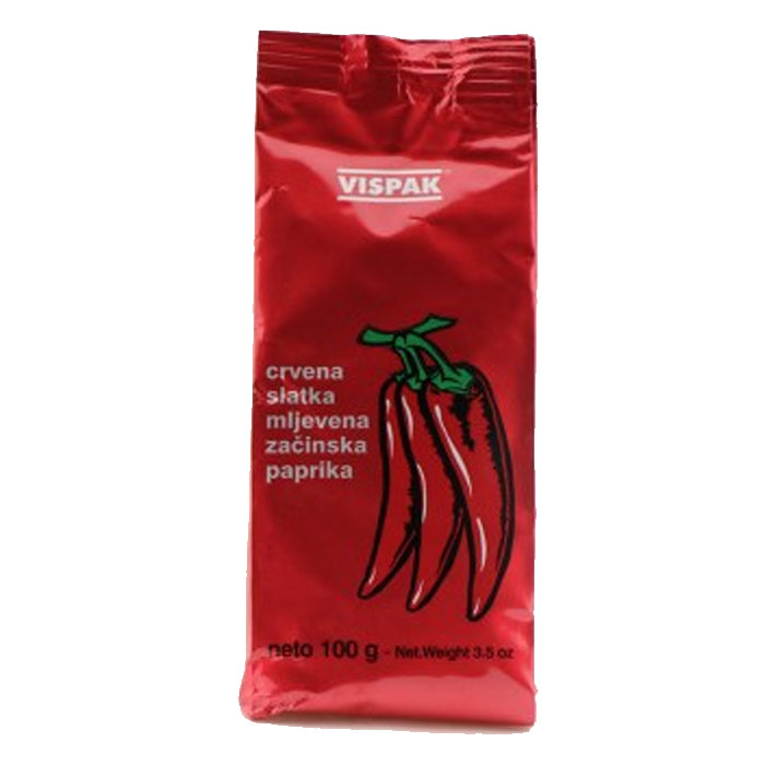 Vispak -Red sweet ground pepper 100gr