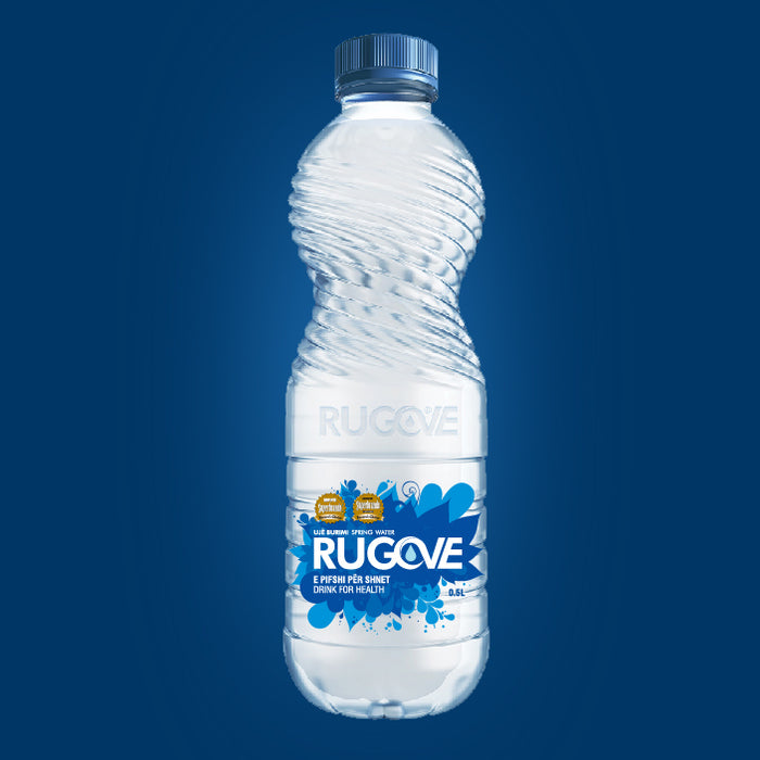 Rugove Water - 0.5 Liters / 16.9 fl. oz.