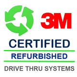 3M Refurbished Certified Drive thru Systems, Repair. Service, Sales, UTAH, CCOMM