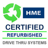 HME Refurbished Certified Drive thru Systems, Repair. Service, Sales, UTAH, CCOMM