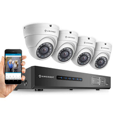 CCTV Surveillance Camera Systems, Commercial, Service, Repair, Installation, CCOMM, Utah