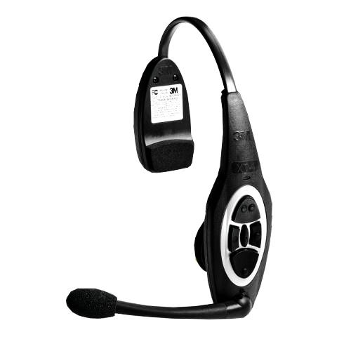 3M XT-1 Headset with Battery - Refurbished - C Comm Direct