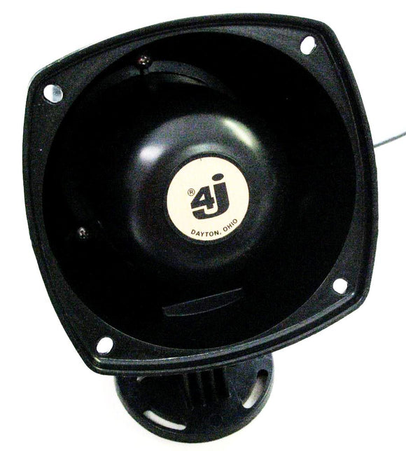 4J 306-8/BK - Outside Speaker - C Comm Direct