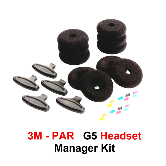 G5 3M PAR Drive Thru Headset - Manager Service Kit