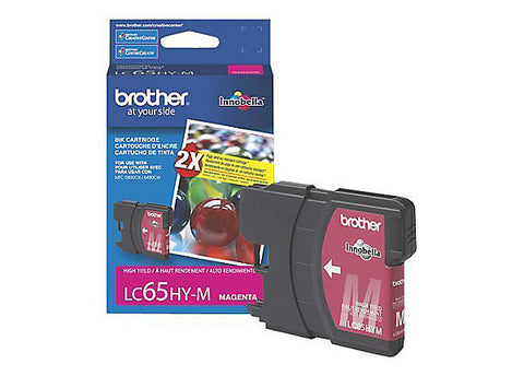 Brother MFC-5890CN 5895CW 6490CW 6890CDW High Yield Magenta Ink