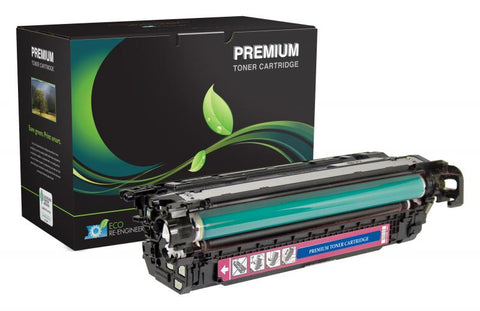 MSE Extended Yield Magenta Toner Cartridge for HP CE263A (HP 648A)