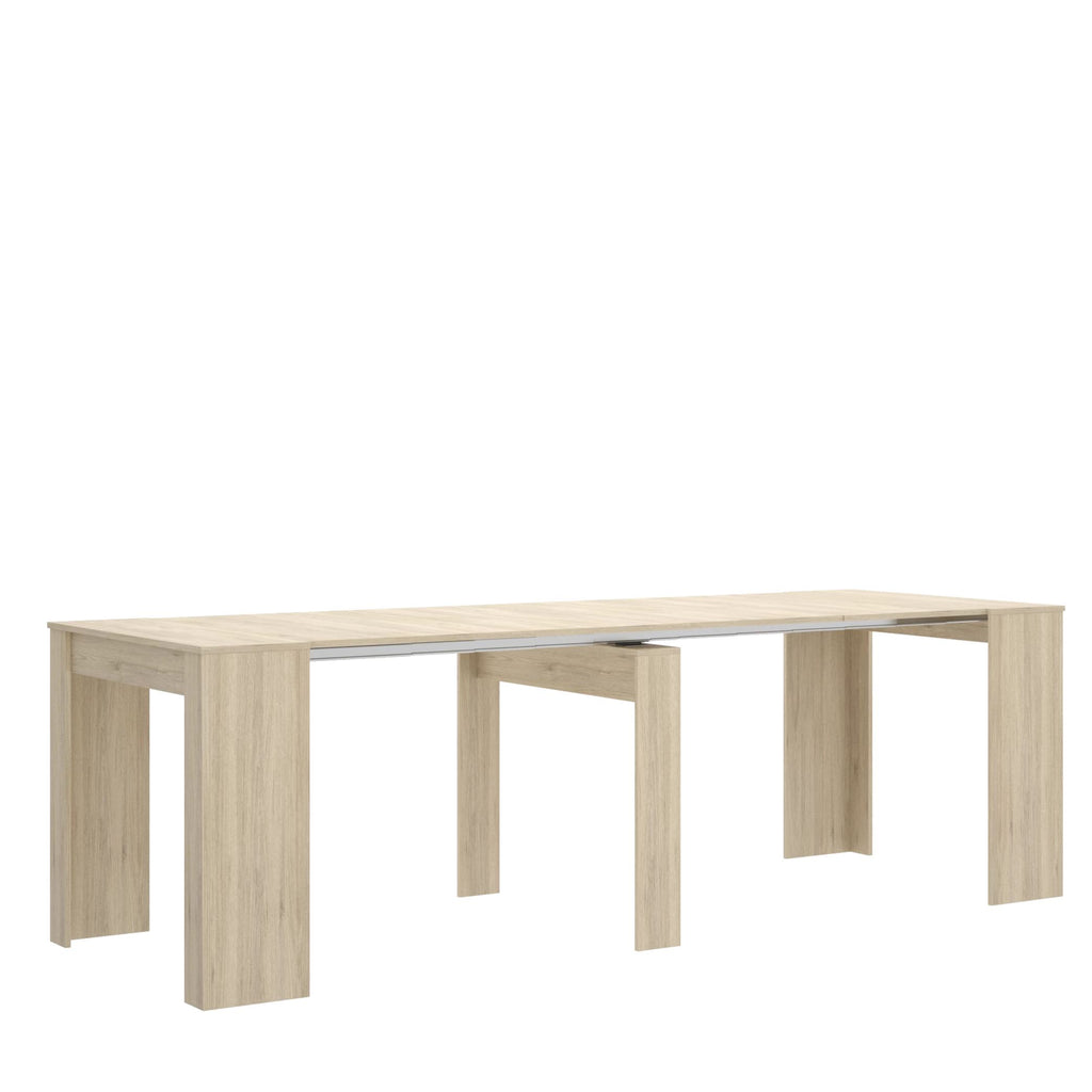 KYOTO - Mesa extensible 54 (hasta 239 cm) x 90 cm Roble Natural - muebLISTO