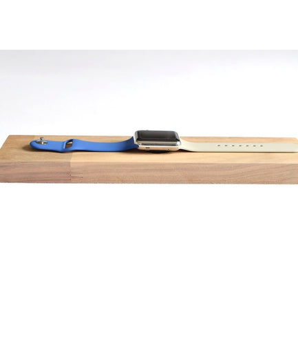 Apple Watch ' Elegance ' Stand / Dock - Walnut