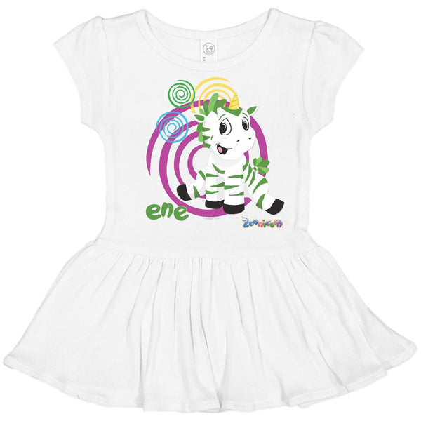 Ene Swirl by Zoonicorn, Infant Baby Rib Dress