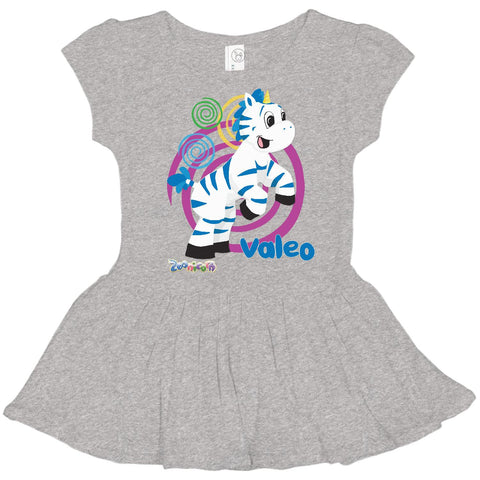 Valeo Swirl by Zoonicorn, Infant Baby Rib Dress