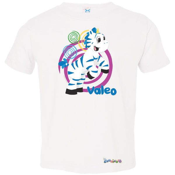 Valeo Swirl by Zoonicorn, Toddler Fine Jersey T-Shirt
