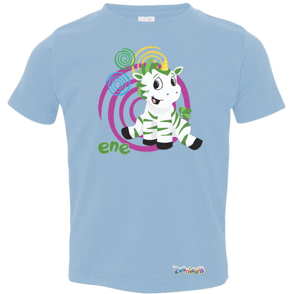 Ene Swirl by Zoonicorn, Toddler Fine Jersey T-Shirt