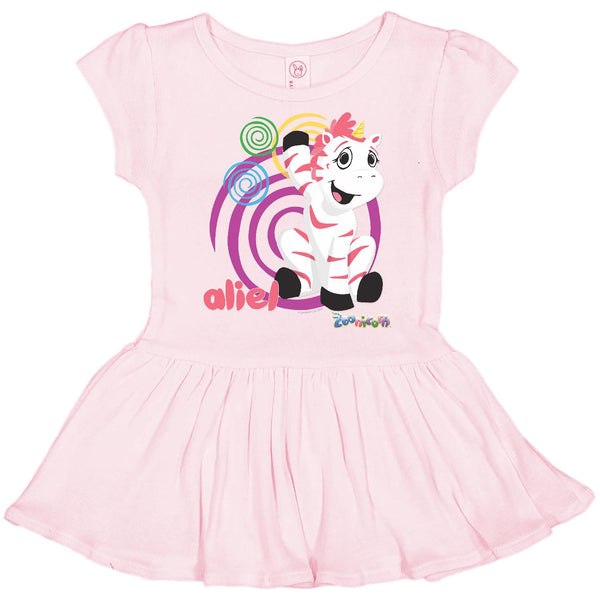 Aliel Swirl by Zoonicorn, Infant Baby Rib Dress