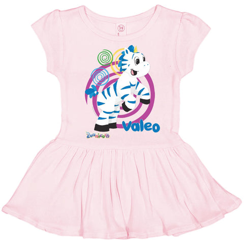 Valeo Swirl by Zoonicorn, Toddler Rib Dress