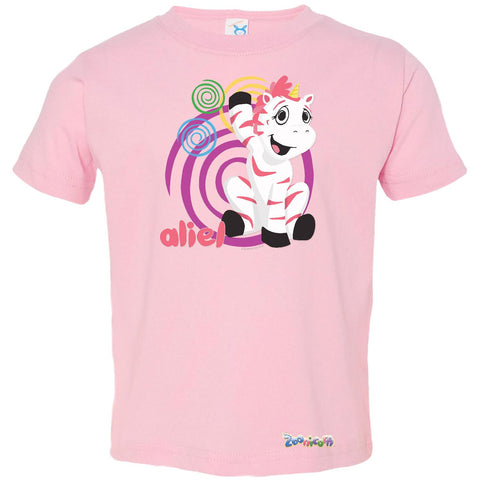 Aliel Swirl by Zoonicorn, Toddler Fine Jersey T-Shirt