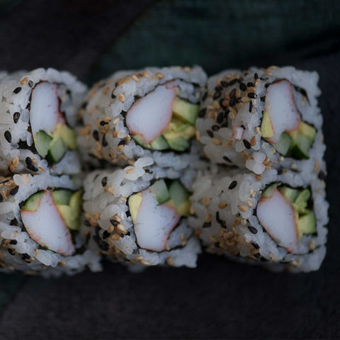 Traditional California Roll