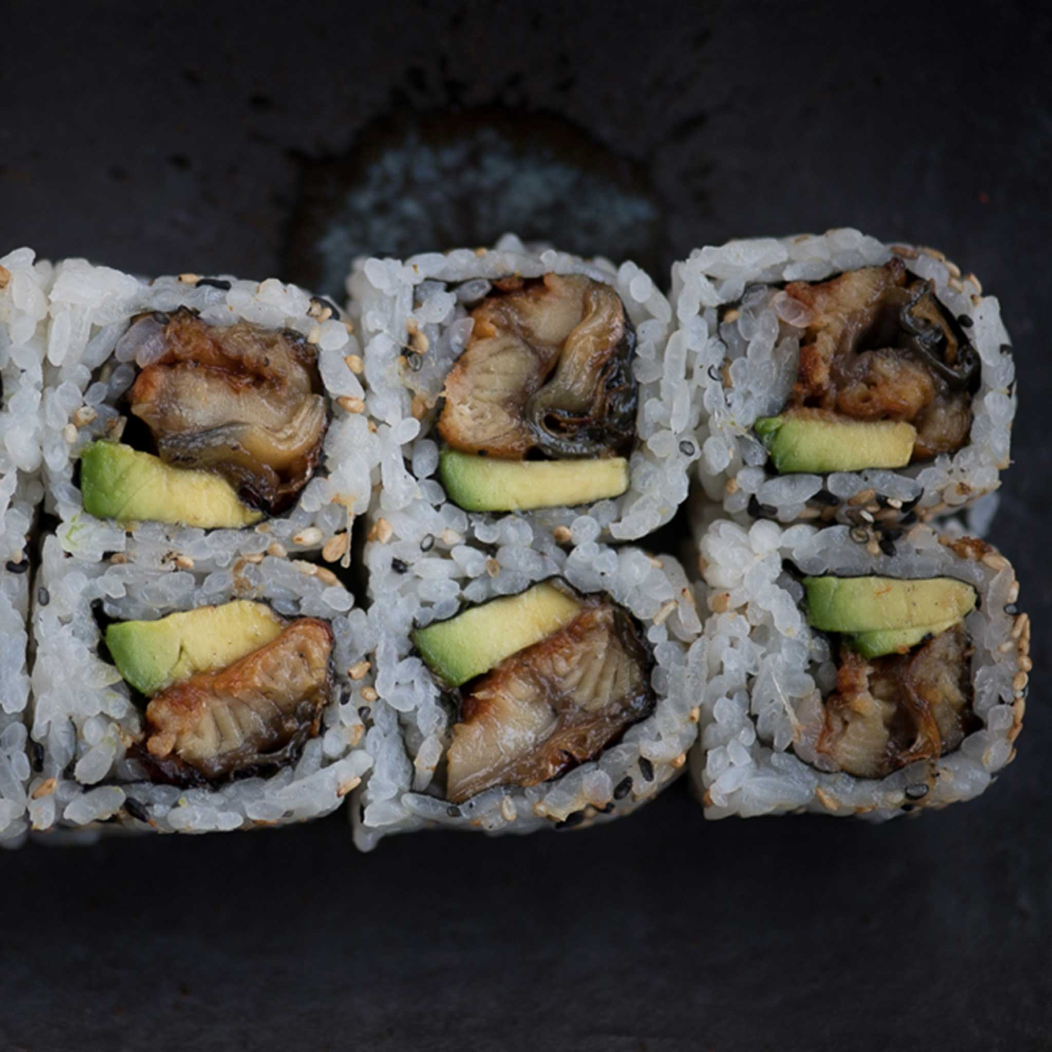 Eel Avocado Roll