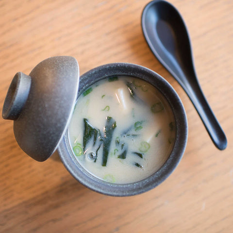 Garage Made Miso Soup