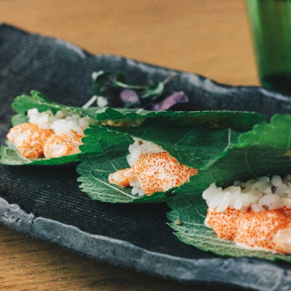 Scallop Leaf Taco
