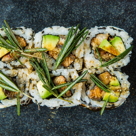 Unagi White Pepper Rosemary Aioli