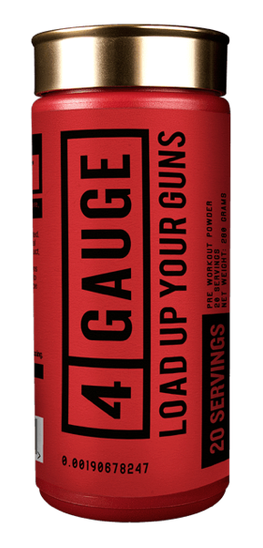 4Gauge Pre-Workout Supplement