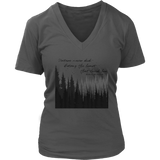 "Women's ""Nature never did betray"" T-shirt"