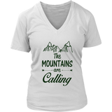 "Women's ""Mountains Are Calling"" Shirt"