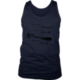 "Men's ""Into the forest I go"" Tank Top"