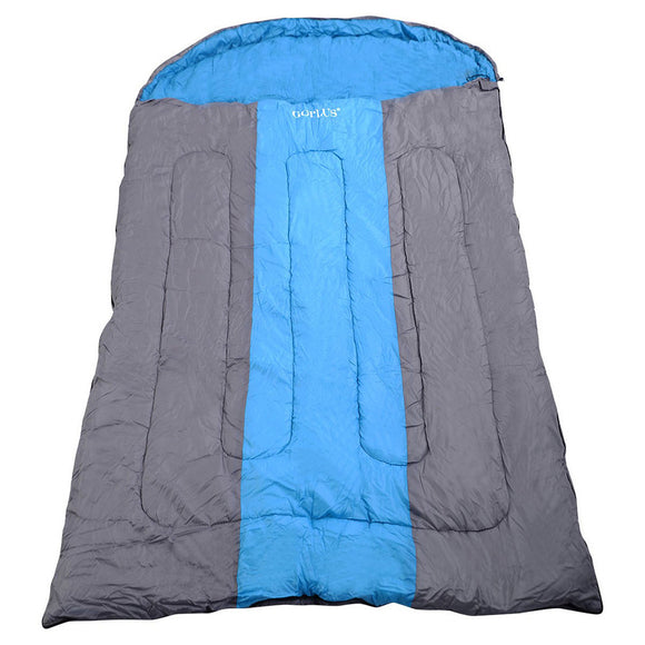 45 Degree + 2 Person Sleeping Bag