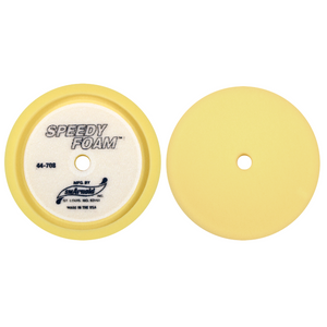 New Solutionz Yellow Foam Compounding Pad, A Professional's Choice for Car Detailing Products
