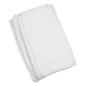 Professional's Choice twelve white cotton terry towels offered by New Solutionz