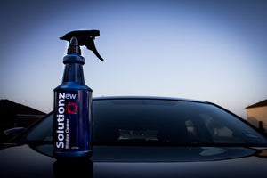 New Solutionz Window & Glass Cleaner