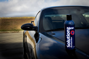 New Solutionz HD Finish Glaze