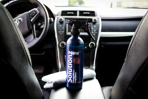 New Solutionz Ultimate Interior & Upholstery Shampoo Spray Cleaner