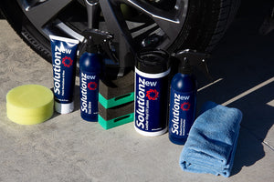 New Solutionz Detailing Car Care Kit