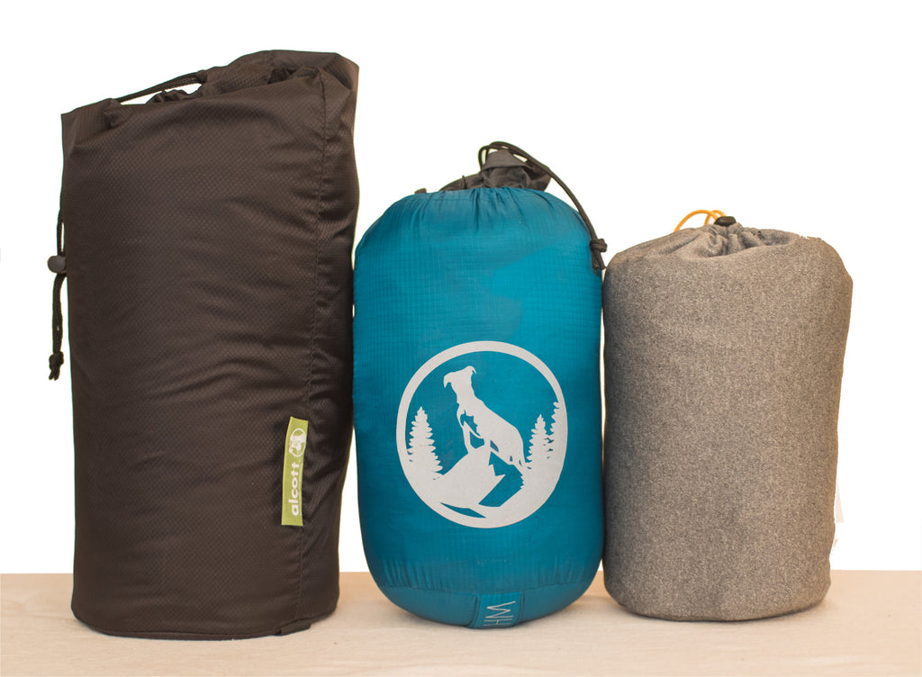 Dog Sleeping Bag Review Comparison Whyld River Hurtta and Alcott