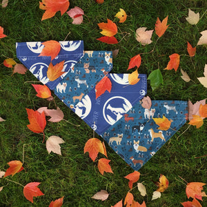 Butthead Bandanaz Handmade Whyld River Over-the-Collar Bandana