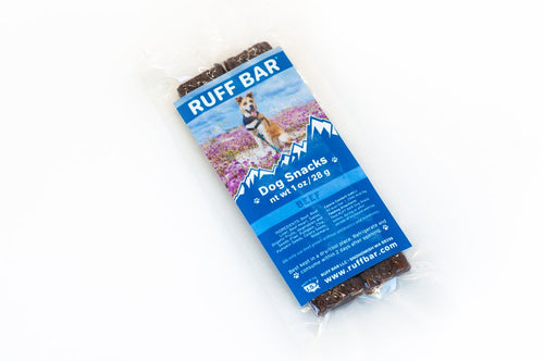 Ruff Bar treats - Beef