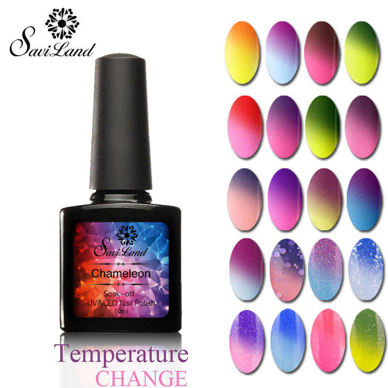 Iridescent Nail Polish - Oh My Rainbow
